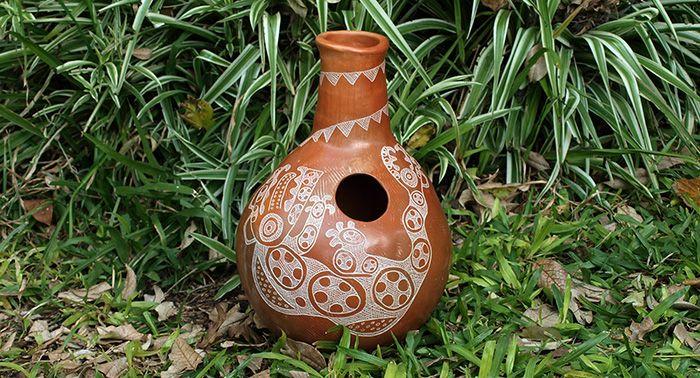 Taller de Cerámica Imaymana | Con inspiración precolombina | Instrumentos de percusión