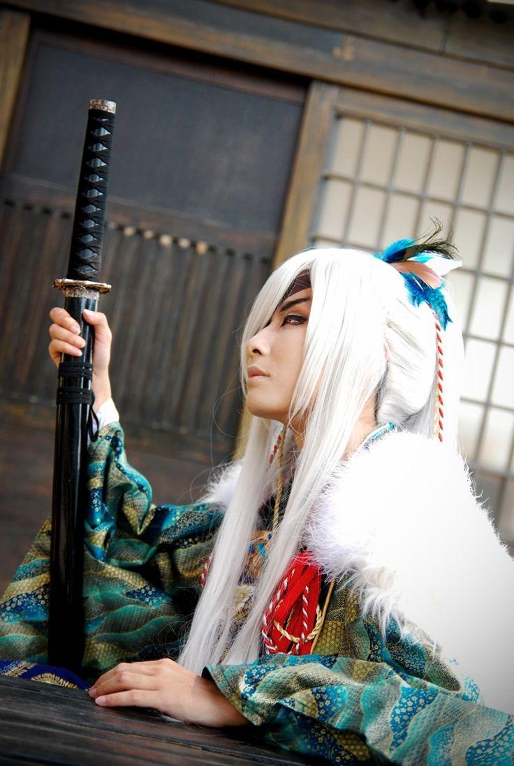 Seiran Kisaragi(Seiran Kisaragi 如月晴嵐) Masamune Date Cosplay Photo - Cure WorldCosplay