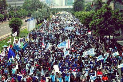 Demo 2 Desember Presiden KSPI Akan Turunkan Satu Juta Buruh