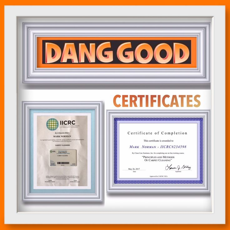 Dang Good Carpet and Furnace Cleaning, Calgary and Airdrie. - (About us)