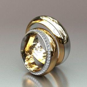 Обручальные кольца 55000 руб.