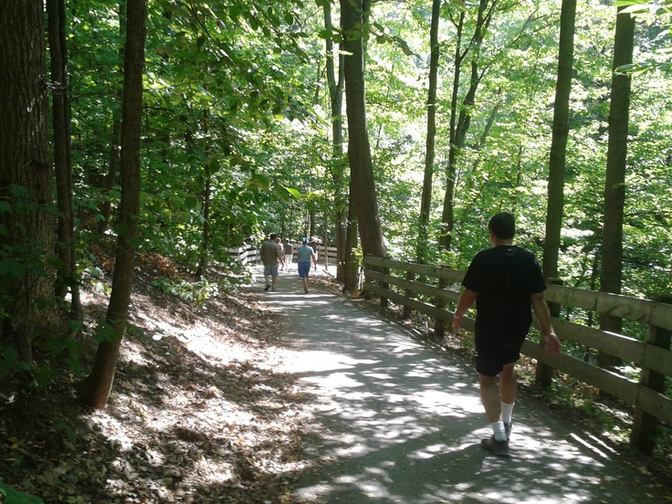 Great summer trail near Oakville Ontario (need to find this)