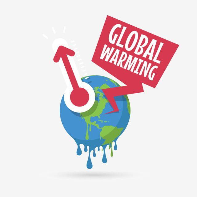 الاحتباس الحراري مفهوم كوكب الأرض مع مقياس الحرارة دافئ عالمي مناخ Png والمتجهات للتحميل مجانا Global Warming Poster Global Warming Planet Design