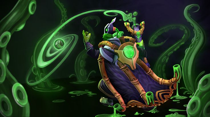 Rubick - Heart of the Osmosoclast Wallpaper, more: http://dota2walls.com/rubick/rubick-heart-of-the-osmosoclast-wallpaper