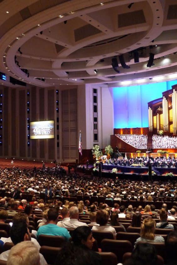 2019 Tabernacle Choir Christmas Concert Mormon Tabernacle Choir Christmas Concert 2019 in Utah   Dates