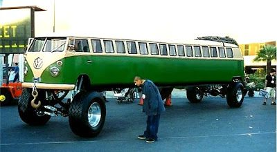 What a VW bus