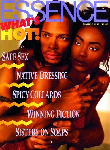 August 1992 featuring Gary Dourdan