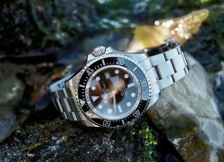 Rolex deep sea dweller  Perfect size And a reel toolwatch  When you want a watch build like a tank #rolex #deepsea #watchporn #deepsea