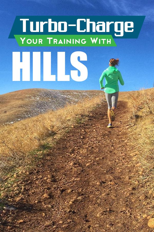 Get faster and stronger by adding hill workouts to your training  - how to do it right