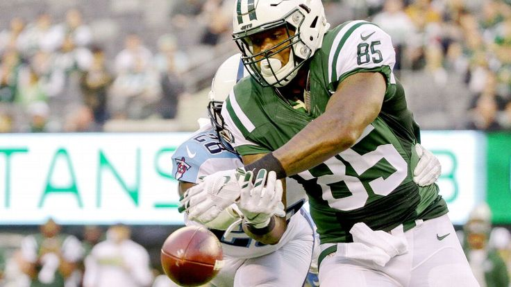 Historically low numbers for New York Jets' lonesome tight ends