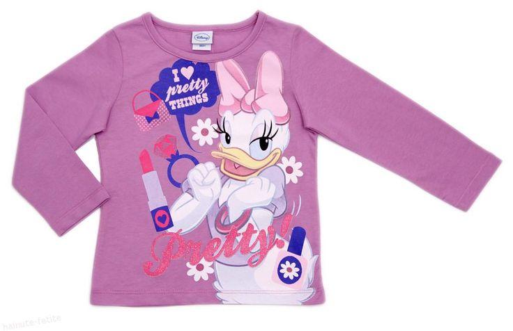 Pentru fetite, totul este mai elegant cu ratusca Daisy! Bluza fetite 2-4 ani Avem oferta 20%  la toate  bluzitele pentru fetite! Profitati acum! Pret vechi: 39.00 lei Pret nou: 31.20 lei http://hainute-fetite.ro/produs/bluza-pretty-daisy-mov/