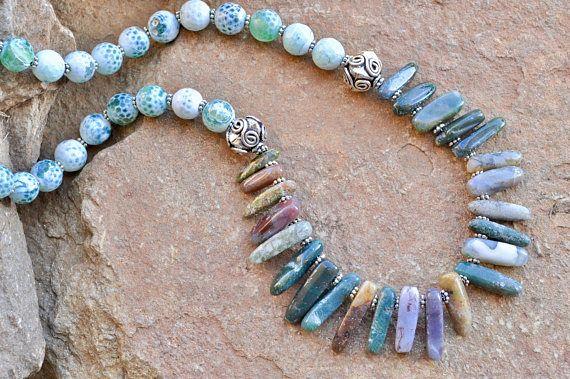 Semi precious stone jewellery  semi precious beads  semi