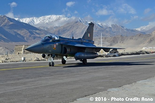 Tejas Light Combat Aircraft has finally been inducted into the Indian Air Force.
