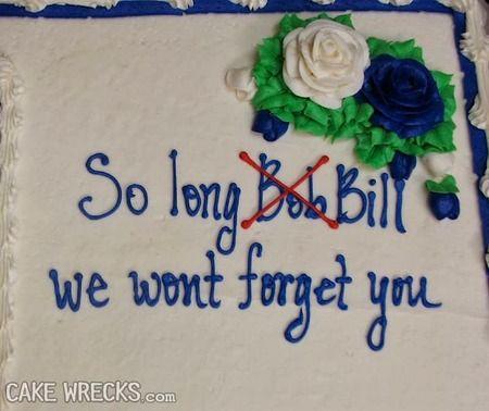 Cake Wrecks - Home - I Can Call You Boobie...