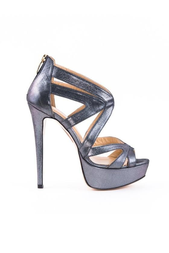 f437c364ded Mishey SIBEL Silver Heels Mishey One Honey Boutique AfterPay ZipPay OxiPay  Sezzle Free Shipping