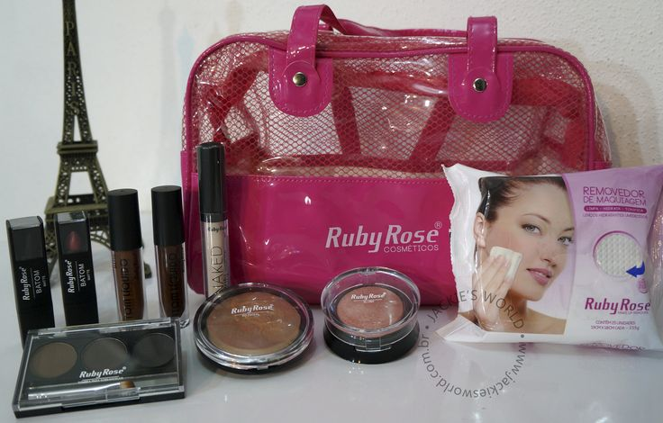 Recebidos Ruby Rose na Beauty Fair 2016