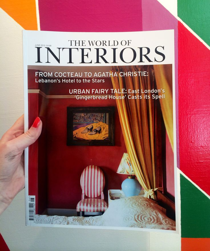 We're in this month's World of Interiors 'The World of Art & Antiques' special, along with others located along The Pimlico Road - grab a copy quick!