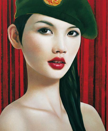 凌 健 LING JIAN Nació en 1963 en la provincia de Shandong, China.