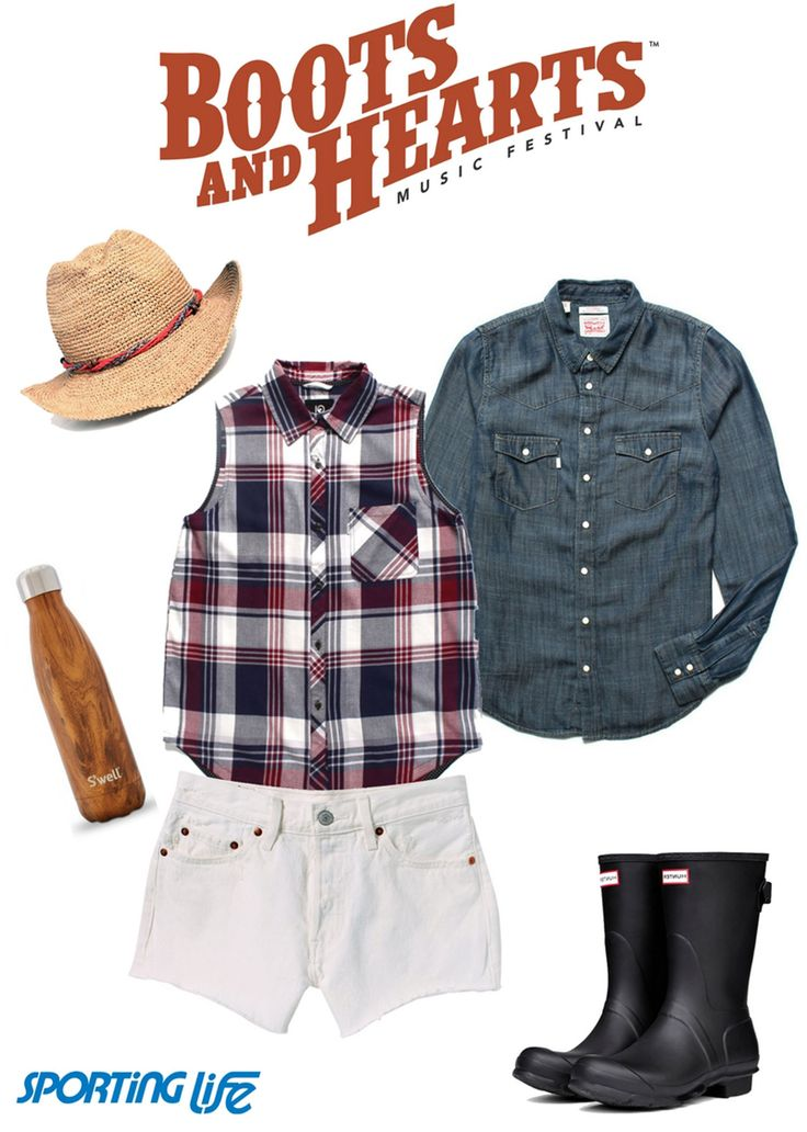 Boots and Hearts OOTD | Country Music Festival Style Inspo | Sporting Life