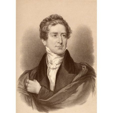 Sir Robert Peel 2NdBaronet1788-1850 British Prime Minister (1834-35 1841-46) And Founder Of The Conservative Party Who Was Responsible For The Repeal (1846) Of The Corn Laws That Had Restricted Import