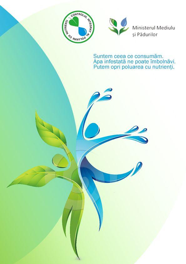 """Ministerul Mediului şi Pădurilor vă invită la deschiderea Campaniei de sensibilizare şi conştientizare a Proiectului """"Controlul Integrat al Poluarii cu Nutrienţi"""" in bazinul Hidrografic  Somes-Tisa (din care fac parte judeţele Cluj, Bistrita-Nasaud, Maramures, Satu Mare si Salaj)."""