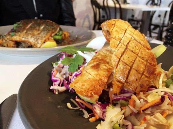 Long lunch at Little Nel Cafe Nelson Bay Port Stephens