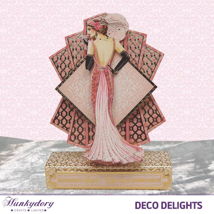 Deco Delights | Hunkydory Crafts