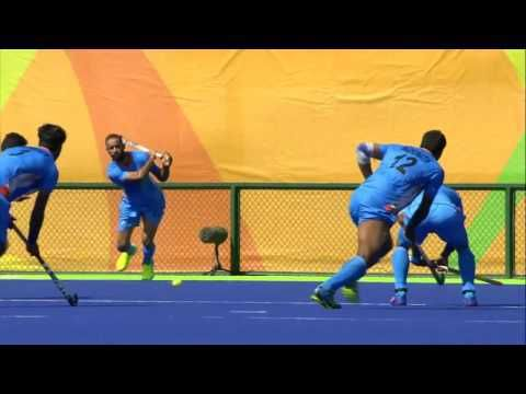 Rio Olympics 2016 - India VS Ireland Hockey Highlights. India won the match 3-2. - http://www.truesportsfan.com/rio-olympics-2016-india-vs-ireland-hockey-highlights-india-won-the-match-3-2/
