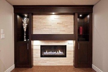 Fireplace Wall Designs Design Ideas, Pictures, Remodel, and Decor