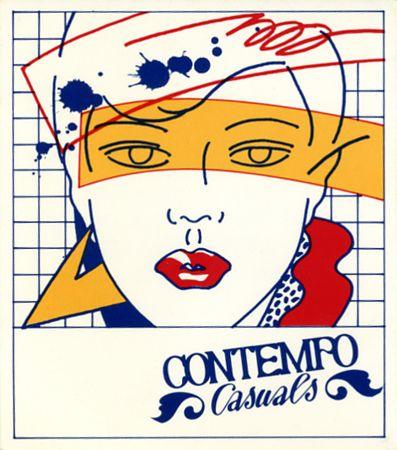 Contempo Casuals Logo by Kitten Moon, via Flickr