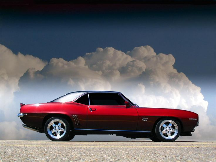 1969 Camaro – Muscle Car | Muskelauto Normal 1152×864   – cars