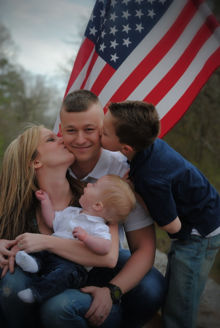 Military Family Photo Session