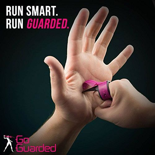 Go Guarded Self Defense Ring Protects You When They Least Expect It -  #jewelry #jogging #safety