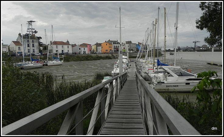 Le port de Trentemoult Photo de Dani de Nantes via Picassa