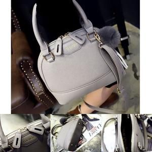 TAS IMPORT KODE: 1073  IDR.190.OOO  MATERIAL PU  SIZE L25XH21XW11CM  WEIGHT 750GR  COLOR GRAY