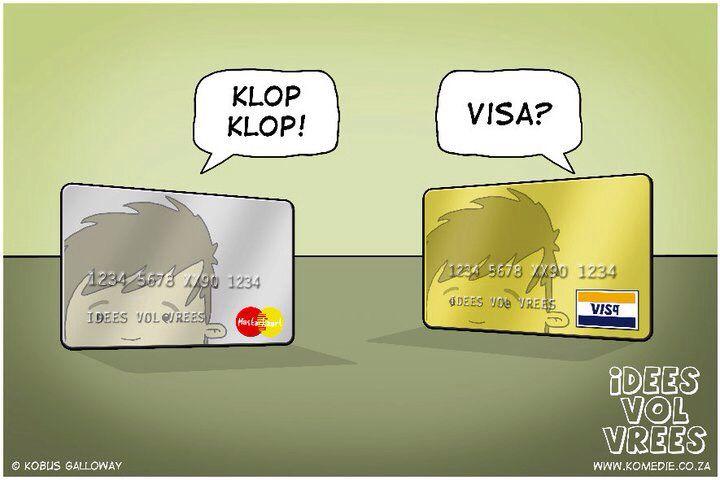 Visa?