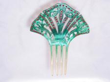 Antique hair pins