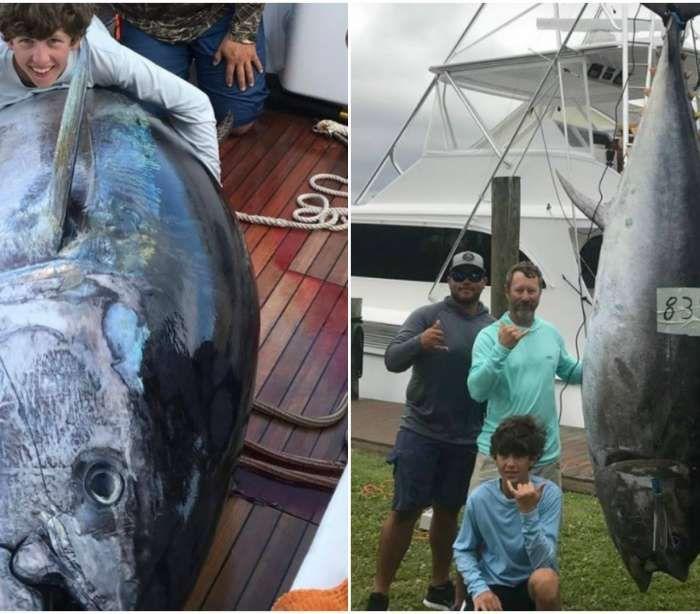 InfoNavWeb                       Informação, Notícias,Videos, Diversão, Games e Tecnologia.  : Adolescente fisga atum gigante de 380 kg