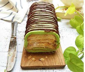 Cake Napoleon Resep
