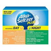ALKA SELTZER DAY/NIGHT COLD, 20 CT