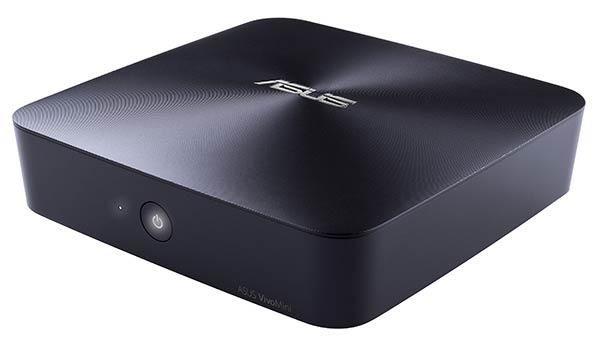 Мини-десктоп ASUS VivoMini выйдет в четырёх версиях по цене от $150 - Hi-Tech