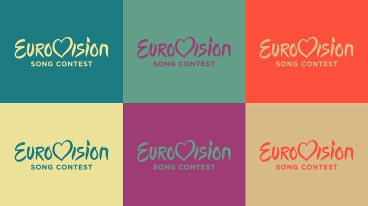 Behind the scenes: The revamped logo of Eurovision