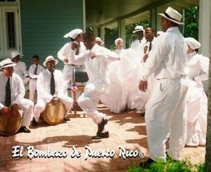CulturasTrasatlanticasWCSU2011 - Bomba y Plena - Sophia Ramos