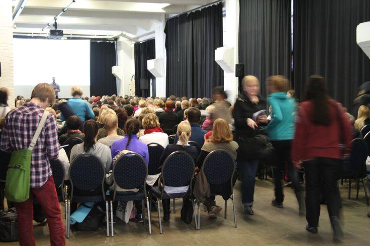 Image from seminar hall