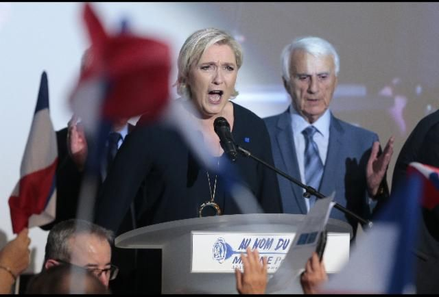French Elections: Europe Cannot Survive If Le Pen Wins