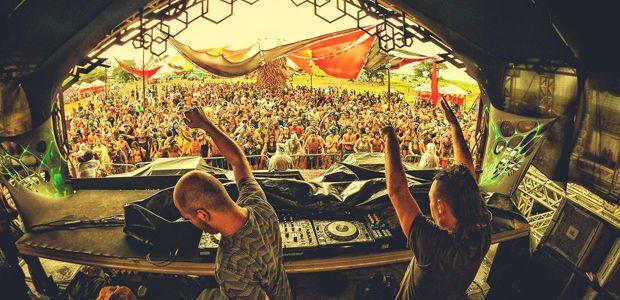 Festivais de música eletrônica e raves no Brasil em 2016 - ObaOba