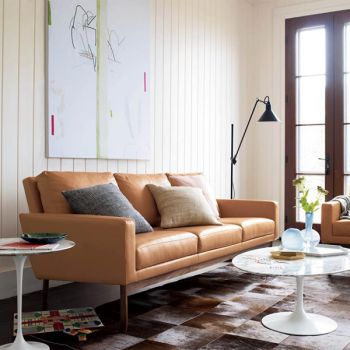 White Laminate, Eero Saarinen, Leather Furniture, Table Desk, Side Tables,  Dining Tables, Tulip, Desks