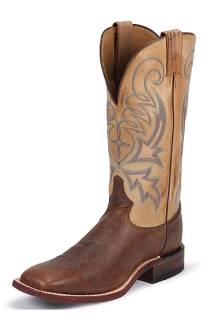 Tony Lama Men's Bark Lakota Cowboy Boots |Tony Lama - $50 off!