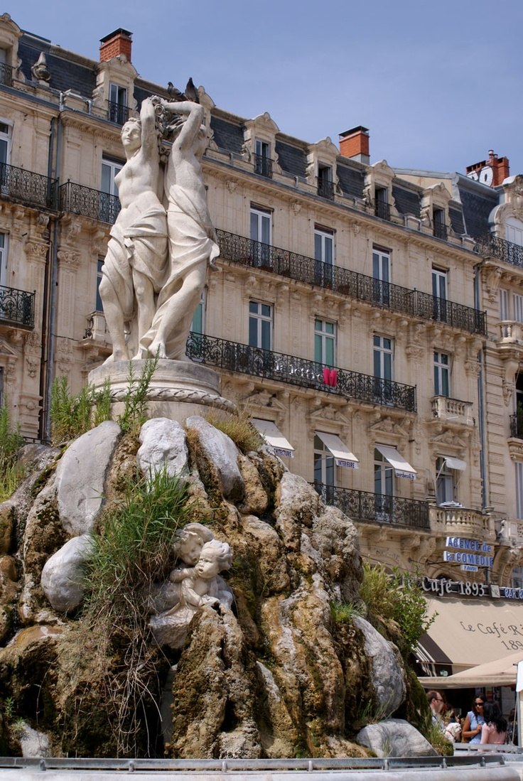 Montpellier France - one day I'll go back...