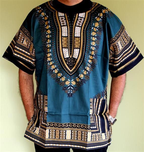 African Dashiki Shirts | Dressed To Impress | Pinterest ...